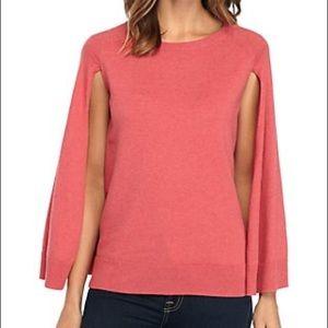 Trina Turk sweater cape